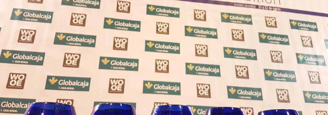 Ganadores de la I edición de los Galardones WOOE
