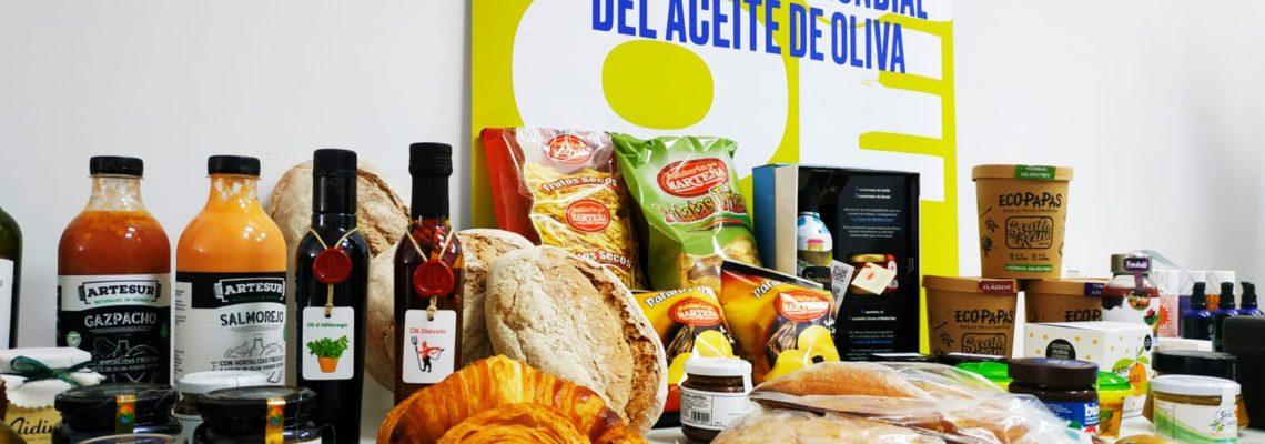 Entrega de la tercera edición de los premios Delicatessen with Olive Oil de la WOOE